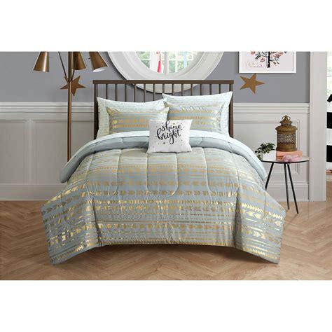 metallic comforter set metallic bedding bedding sets collections