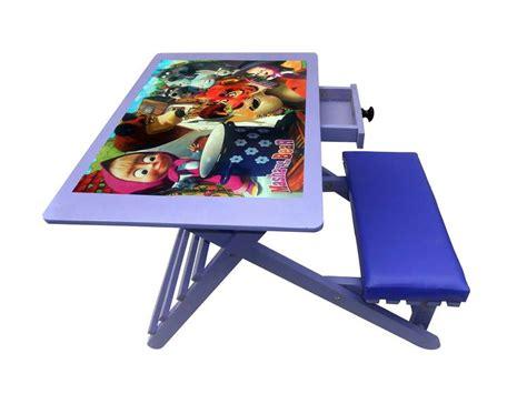 Meja Belajar Anak By Dzifana21 meja belajar lipat yang disukai anak anak meja minimalis