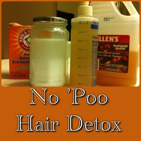 Baking Soda And Vinegar Hair Detox by 1000 Images About Detox On Heavy Metal Hair
