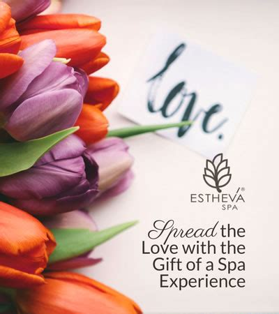 gifts for the best at home spa experience baby gizmo best spa gift heart warming gift messages estheva spa