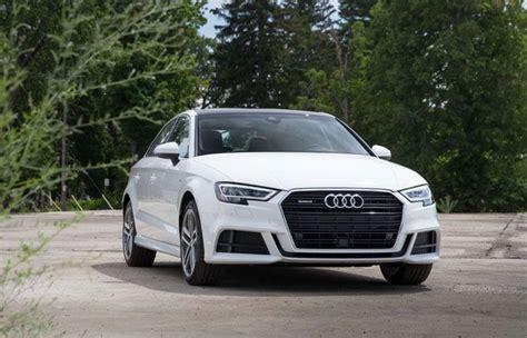 2019 Audi Hatchback by A Hatchback Or Sedan 2019 Audi A3 Is The Best Option