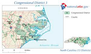 carolina district 3 map and representative 112th