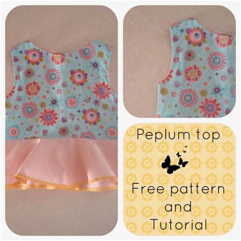 Best Tutorial On Design Patterns | 17 best images about peplum on pinterest free pattern
