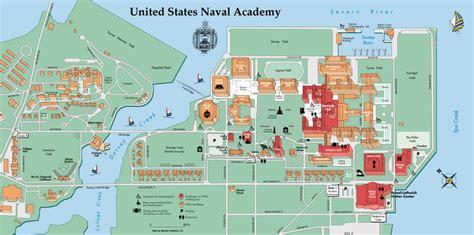 map us naval academy naval academy map laminatoff