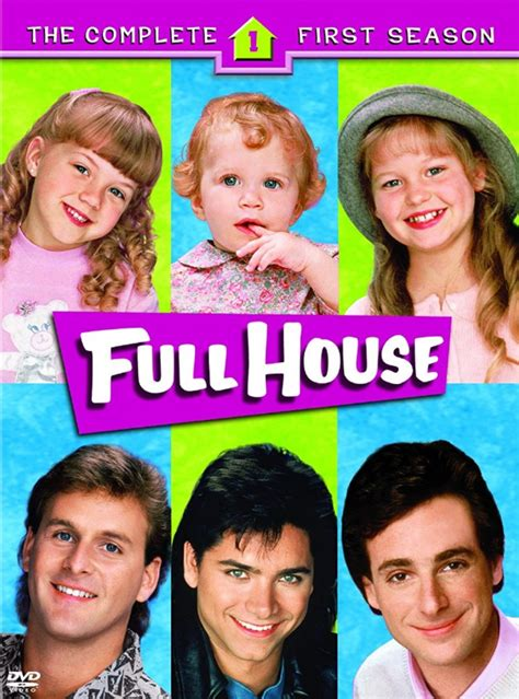 house tv series full house tv show font