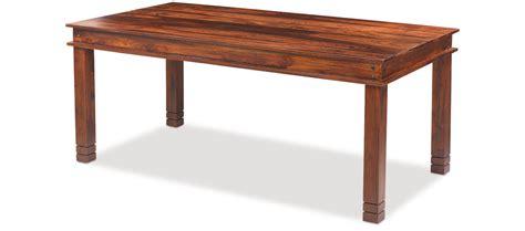 jali sheesham 180 cm chunky dining table quercus living