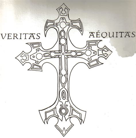 veritas aequitas by davincireincarnated on deviantart