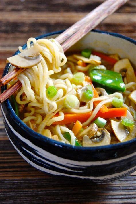 Noodle Bowl Clock japanese ramen recipe sippity soup