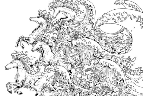 cool intricate coloring pages 10 intricate adult coloring books to help you de stress