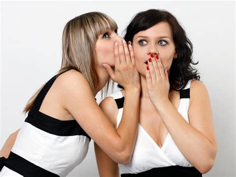 Gossipy Goodness Snarky Gossip by Omg Did You Hear About How To Avoid Gossiping