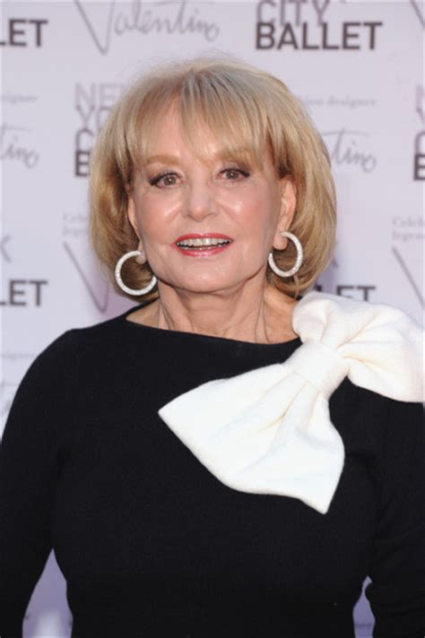 Barbara Walters Has A New by Barbara Walters Pictures 2012 New York City Ballet Fall