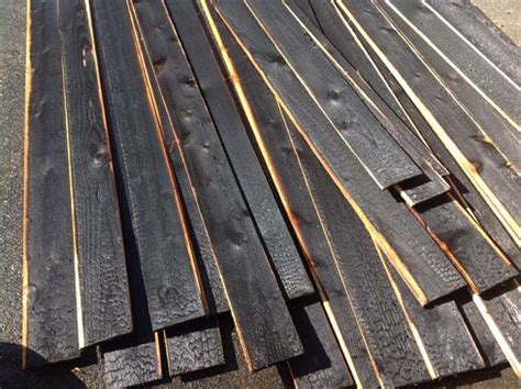 Burning Wood Siding To Preserve - 25 best charred wood images on charred wood