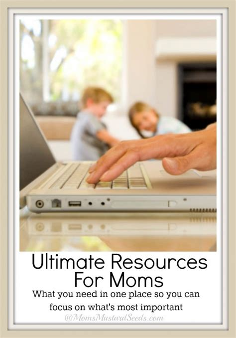 Some Resources For Mothers resources for and some free notebooking printables