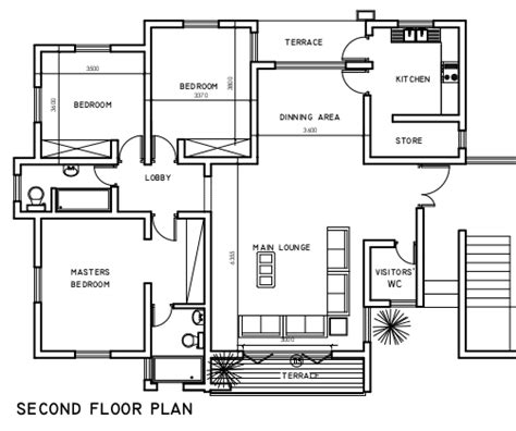 three bedroom flat floor plan 3 bedroom flats our smart cities