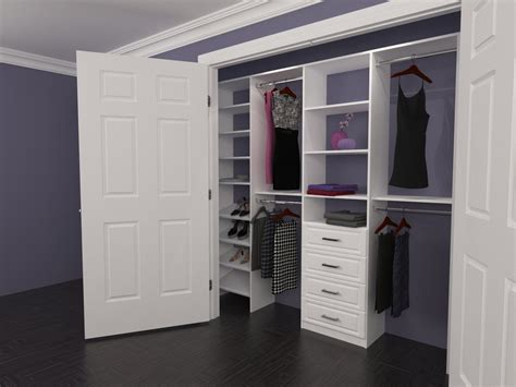 Custom Closet Storage by Custom Closet Organizers Inc Shelving Outlet