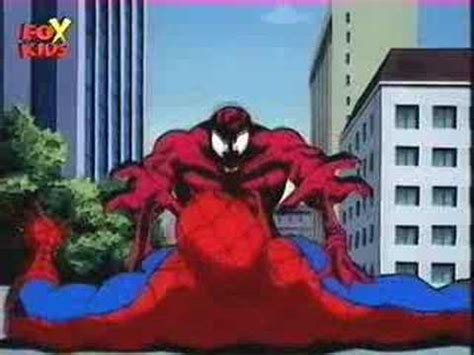 film cartoon spiderman spiderman cartoon spidey meet carnage part1 youtube