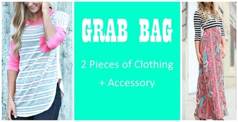 Accessory Of The Week The Bag 2 by Grab Bag 2 Pieces Of Clothing Accessory