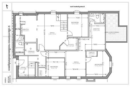 2d Floor Plan Software by House Floor Plan Drawing Software Free Download Home Design
