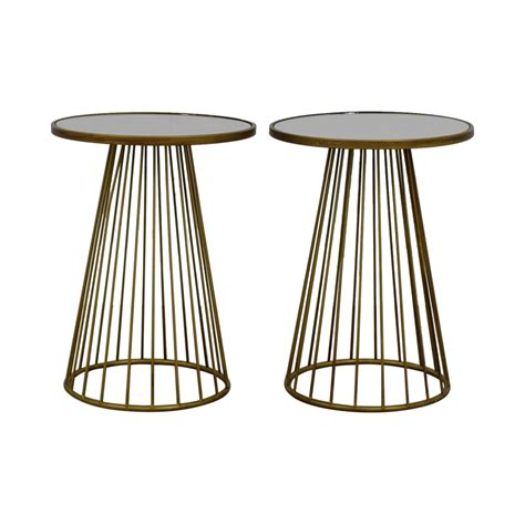 gold table l target furniture end tables target luxury tables mirrored table