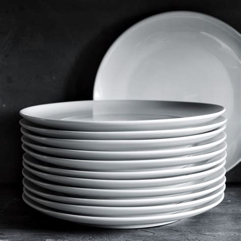 dinner dishes provisions dinner plates set of 12 williams sonoma