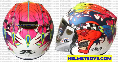 helm tsr ram 4 russel white the gallery for gt arai ram3 limited