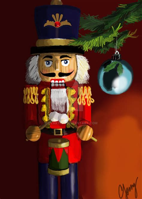 nutcracker christmas by cyartist on deviantart