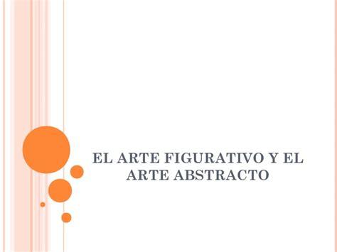 imagenes abstractas que es el arte figurativo y el arte abstracto