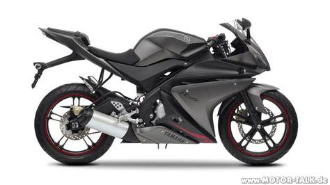 Motorrad Kaufberatung Anf Nger by 2012 Yamaha Yzf R125 Eu Matt Grey Studio 002 Gal