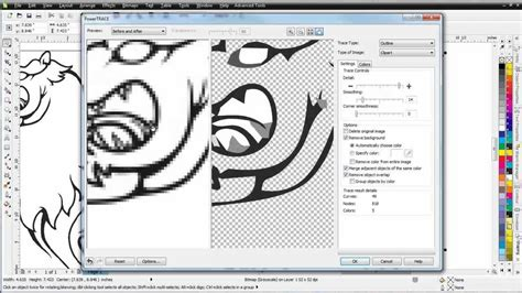 coreldraw tutorial for beginners coreldraw x6 for beginners power trace