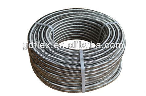 Selang Pe 16 Mm Panjang 40 Meter dn12 dn16 dn20 dn25 fleksibel bergelombang stainless steel logam selang stainless steel pipa id