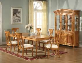 Dining Room Set dining room set oak dining room set with 6 chairs oak dining room set