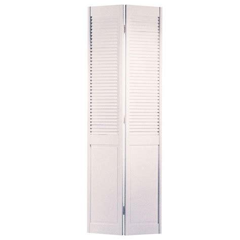 half louvered interior doors masonite 30 in x 80 in half louver primed white hollow