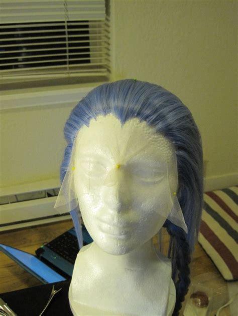 tutorial wig jinx cosplay tutorial perfect wig jinx cosplay