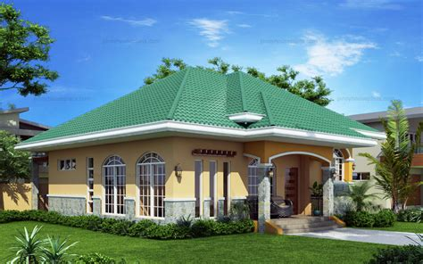 Marcela Elevated Bungalow House Plan Php 2016026 1s Elevated Bungalow House Plans