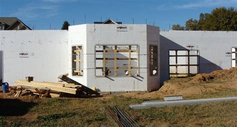 what to know about building a home 5 things you didn t know about insulated concrete form