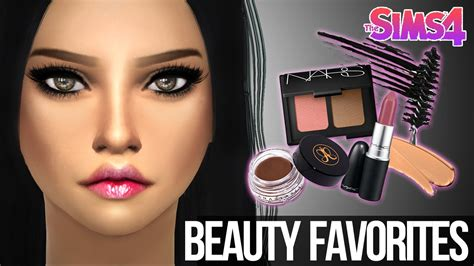 sims 4 custom content top sims 4 downloads beauty favorites sims 4 custom content youtube