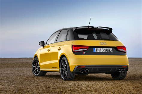Audi Tt 2014 Werbung by Genf 2014 Audi S1 Erste Fakten Erste Bilder Erste