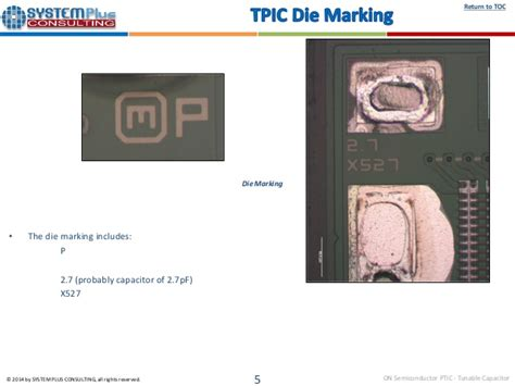 bst capacitor paratek bst tunable rf capacitor on semiconductor tcp 3027 teardown