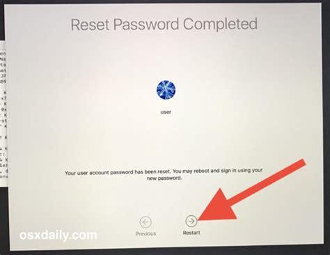 reset windows password mac how to reset a macos sierra password