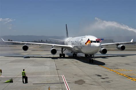Lufthansa Airways lufthansa launches new route to san jose california