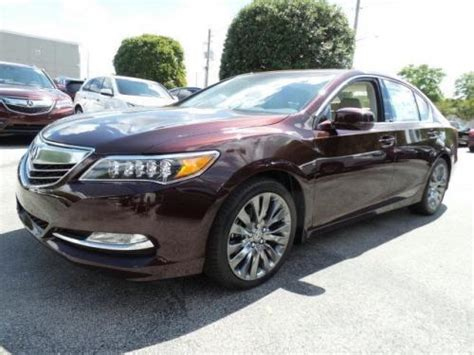 honda acura rlx photo image gallery touchup paint acura rlx in