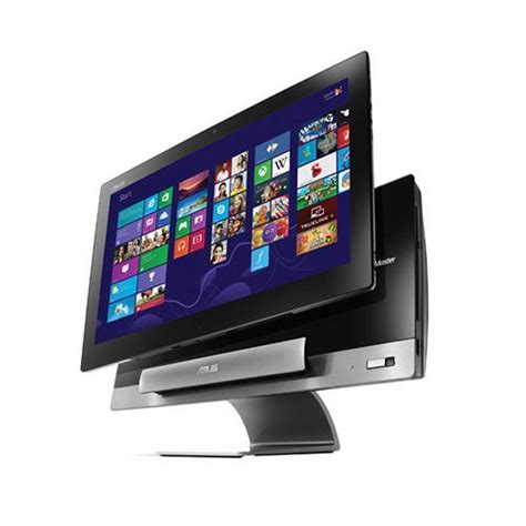all in one pc mattes display asus transformer aio p1801 computer transforms into a tablet