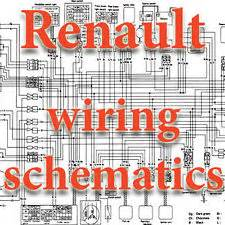 Renault Scenic Wiring Diagram Renault Car Manuals Literature Ebay
