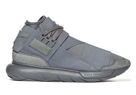 Sepatu Premium Adidas Y3 Yohji Yamamoto adidas y 3 qasa hi vista grey quot sneakernews
