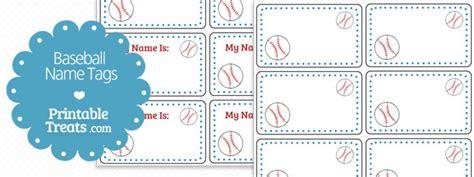 printable volleyball name tags free baseball name tags