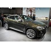 2015 BMW X6 Due In US Showrooms Late 2014  Edmundscom