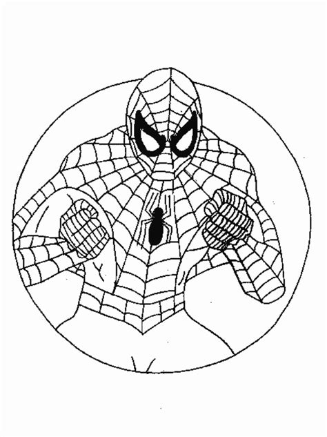 spiderman coloring pages coloringpagesabc com