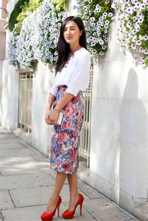faldas y blusas para bodas 2016 apuesta por las faldas para tus looks de boda novias