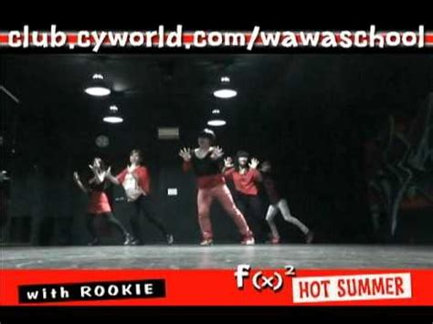 dance tutorial fx hot summer wawa dance academy student s vol 26 fx hot summer dance