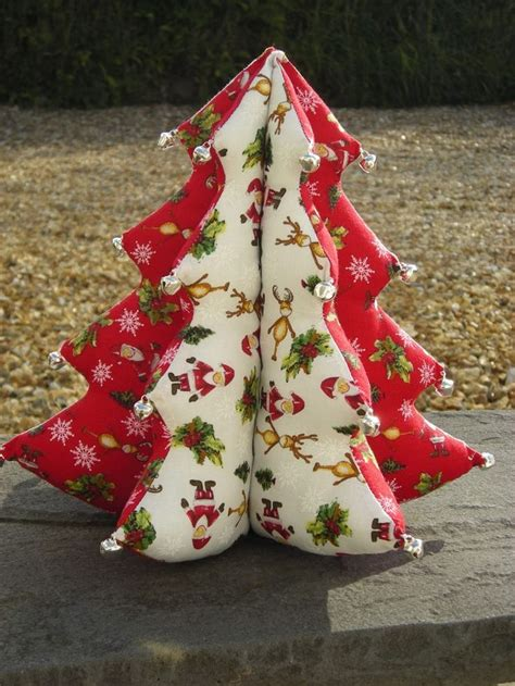 how to make fabric christmas tree cool ideas to fabric tree decoration happy day